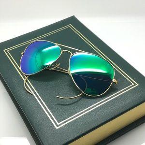 Vintage Wrap-around B&L Ray-Bans